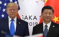 URGENTE! Trump: Empresas americanas podem vender para a Huawei