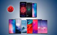 Nubia Red Magic 3 é o atual mais potente smartphone Android. Confira a lista dos Top 10