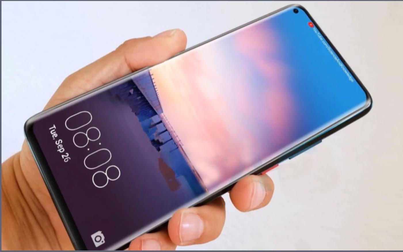 Huawei Mate 30 Pro deve conter parte traseira de vidro - veja foto!