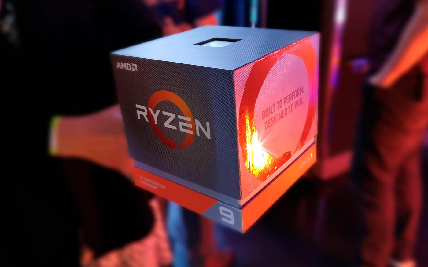 Segura essa! AMD Ryzen 9 3950X atinge 5.4Ghz com OC e bate seu próprio recorde mundial