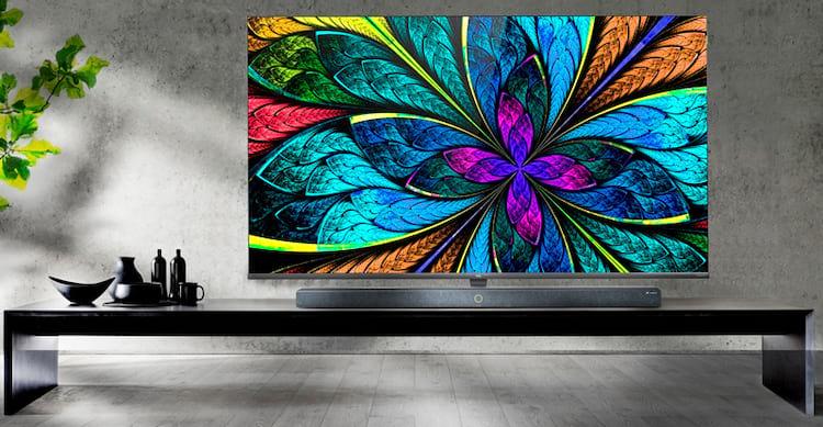 TV X10S - TV 8K da TCL com AndroidTV