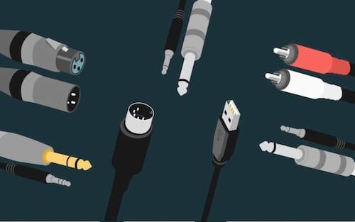 Tipos de cabos e conectores utilizados nos sistemas de fones [básico sobre fones]