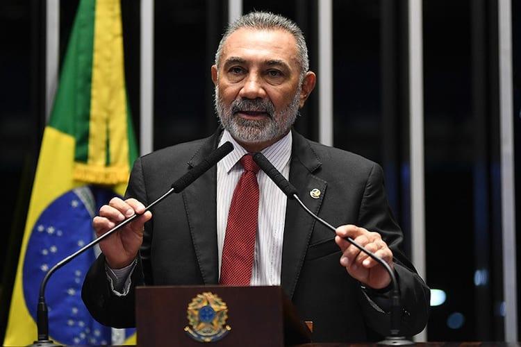 senador Telmário Mota (Pros-RR