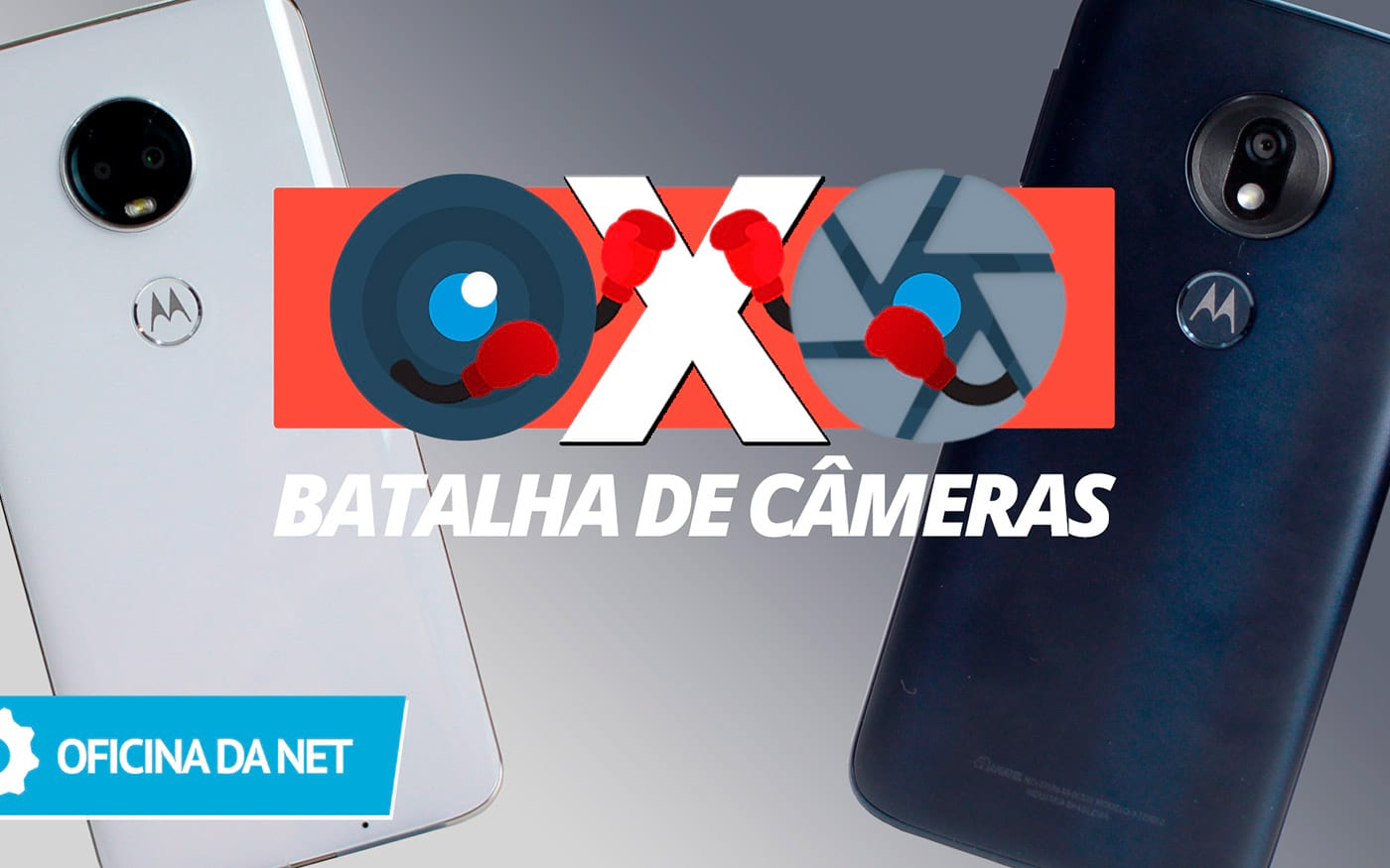 Moto G7 vs Moto G7 Play - qual tem melhor câmera?