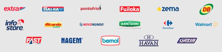 Lojas participantes da promoção Samsung 4K de verdade