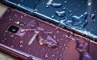 Telefones Samsung não são tão resistentes à água como diz, afirma regulador