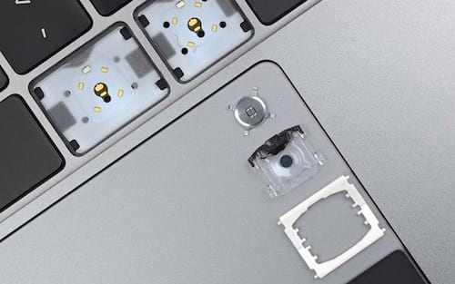 Apple deve abandonar teclado borboleta e voltar ao teclado tesoura no MacBook