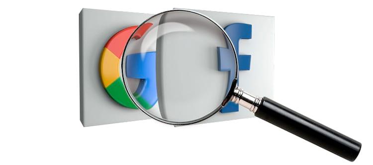 Facebook e Google na mira da justiça