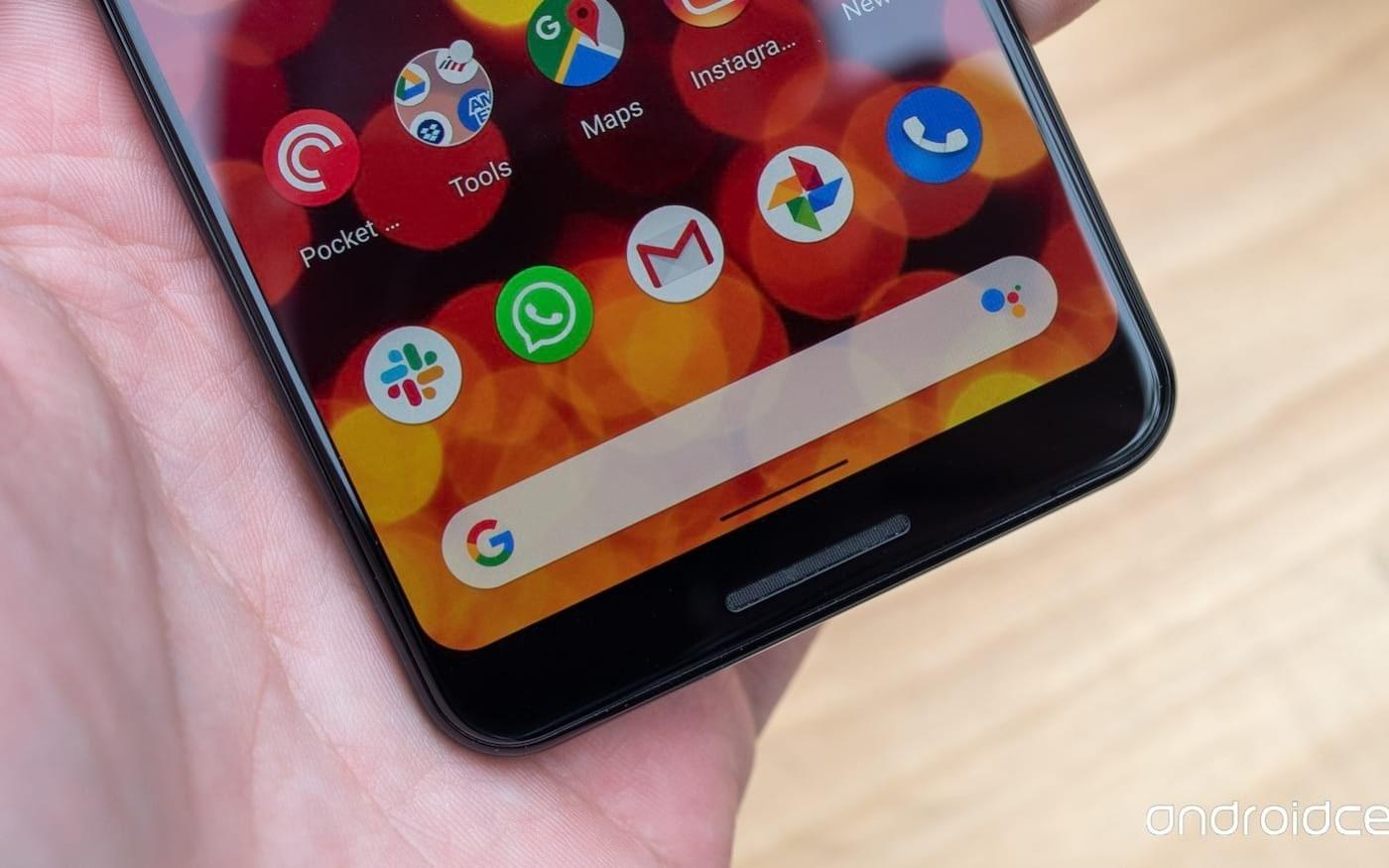 O Google fará outra grande melhoria na navegação por gestos do Android Q antes do lançamento