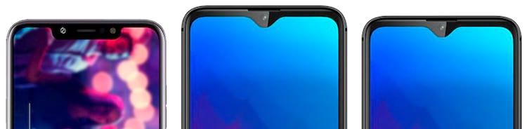 LG W10, LG W30 e LG W30 Pro