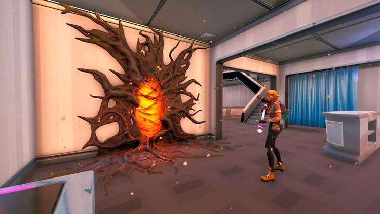 Fortnite - Evento temático baseado em Stranger Things