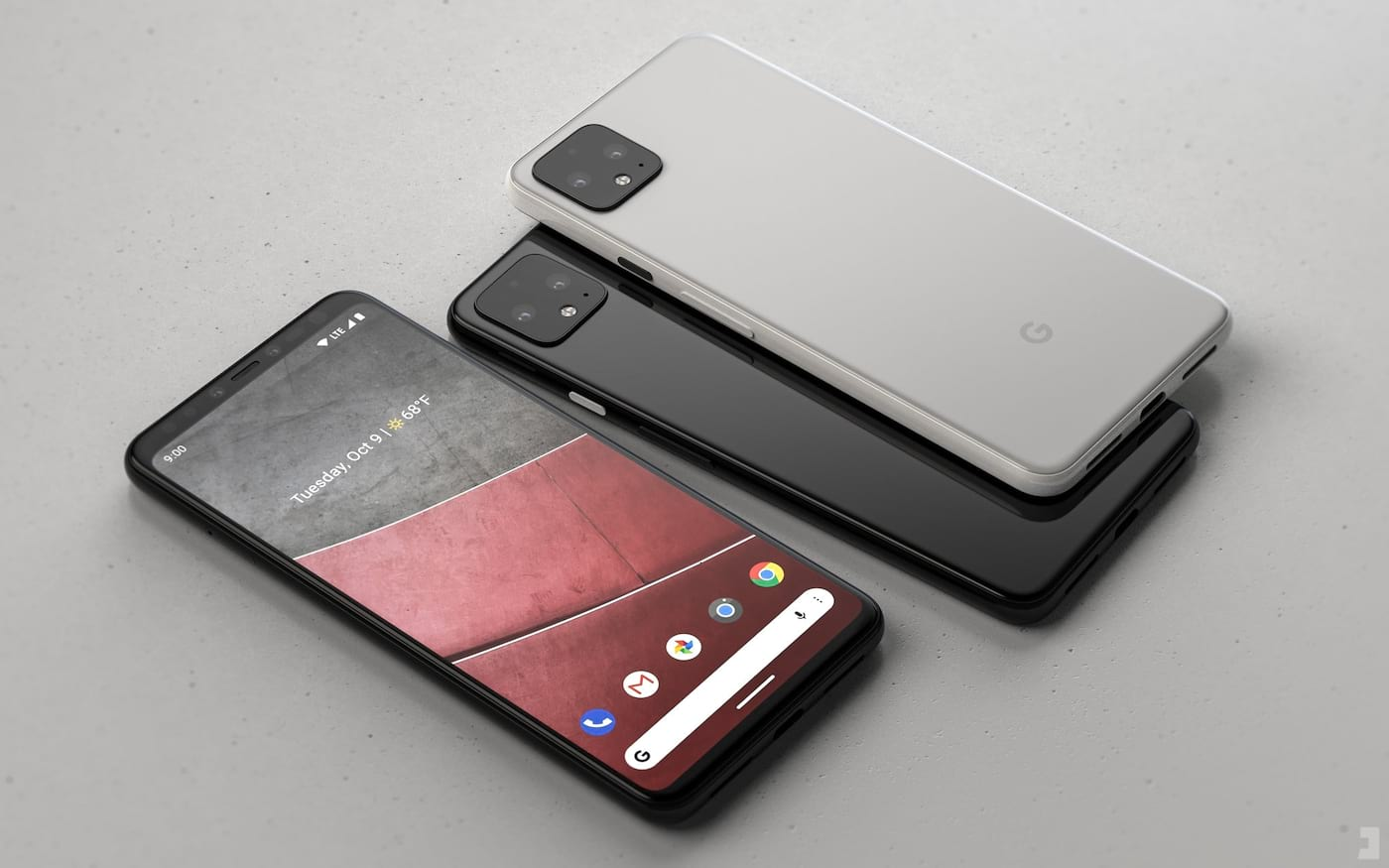 Google Pixel 4 pode conter câmera com lente telefoto