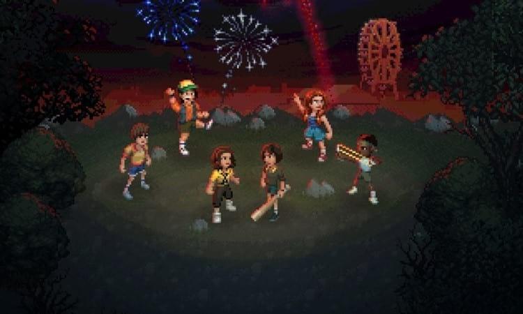 Imagem ilustrativa do jogo Stranger Things 3: The Game