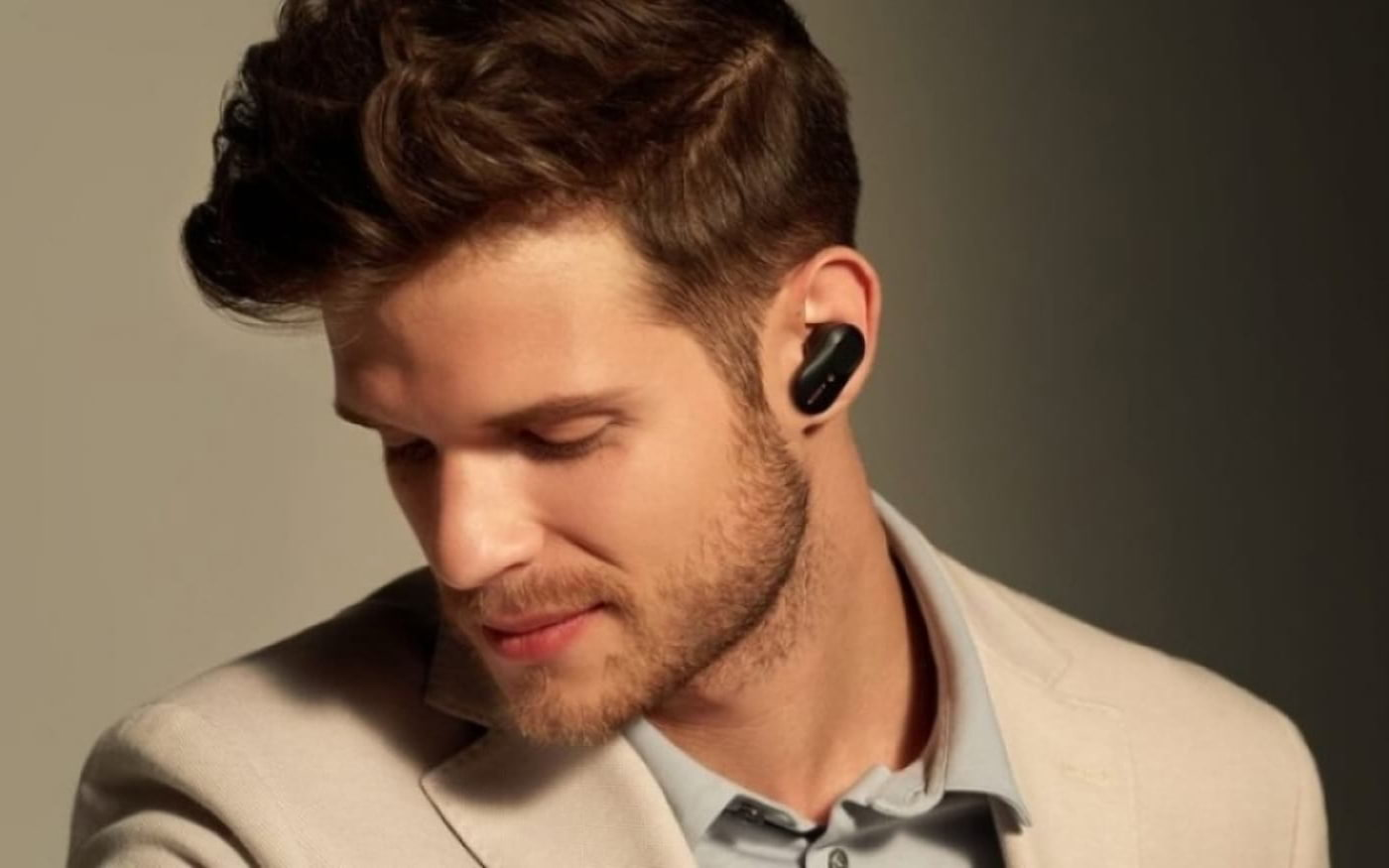 Sony lança fone de ouvido in-ear Bluetooth True Wireless WF-1000XM3 com ANC