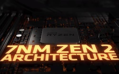 As maiores diferenças entre os Ryzen 2000 e Ryzen 3000