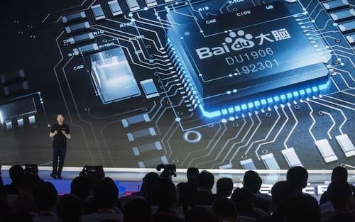 Gigante chinesa Baidu faz parceria com Geely e Toyota