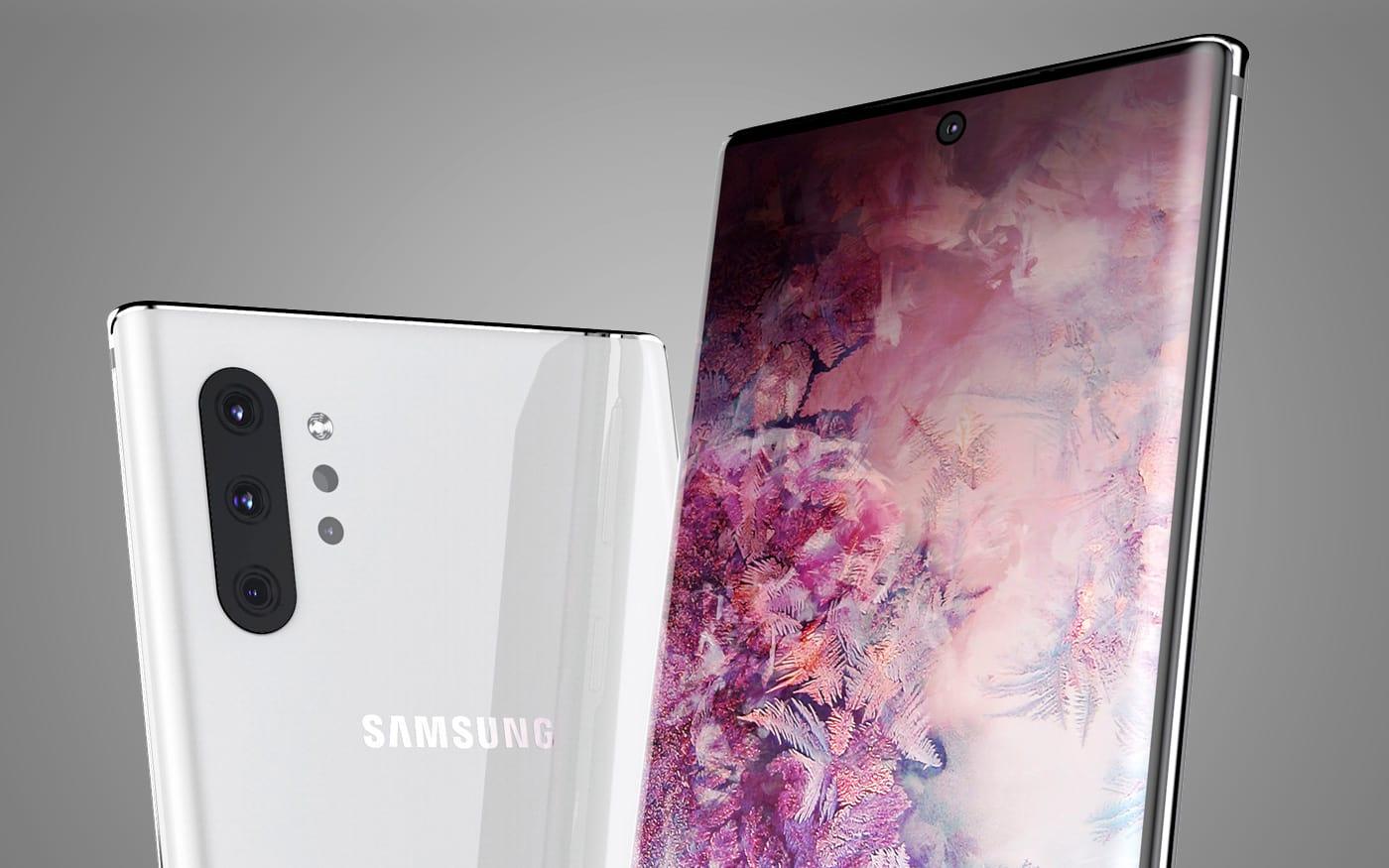 Samsung Galaxy Note 10: Carregador sem fio deve oferecer suporte de até 20W