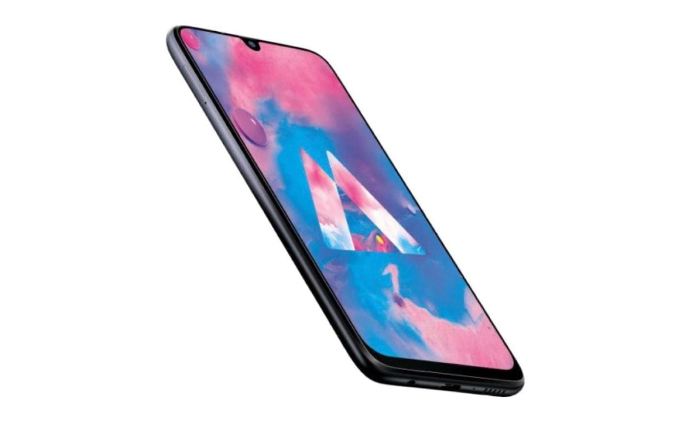Vazam imagens do Samsung Galaxy M30S