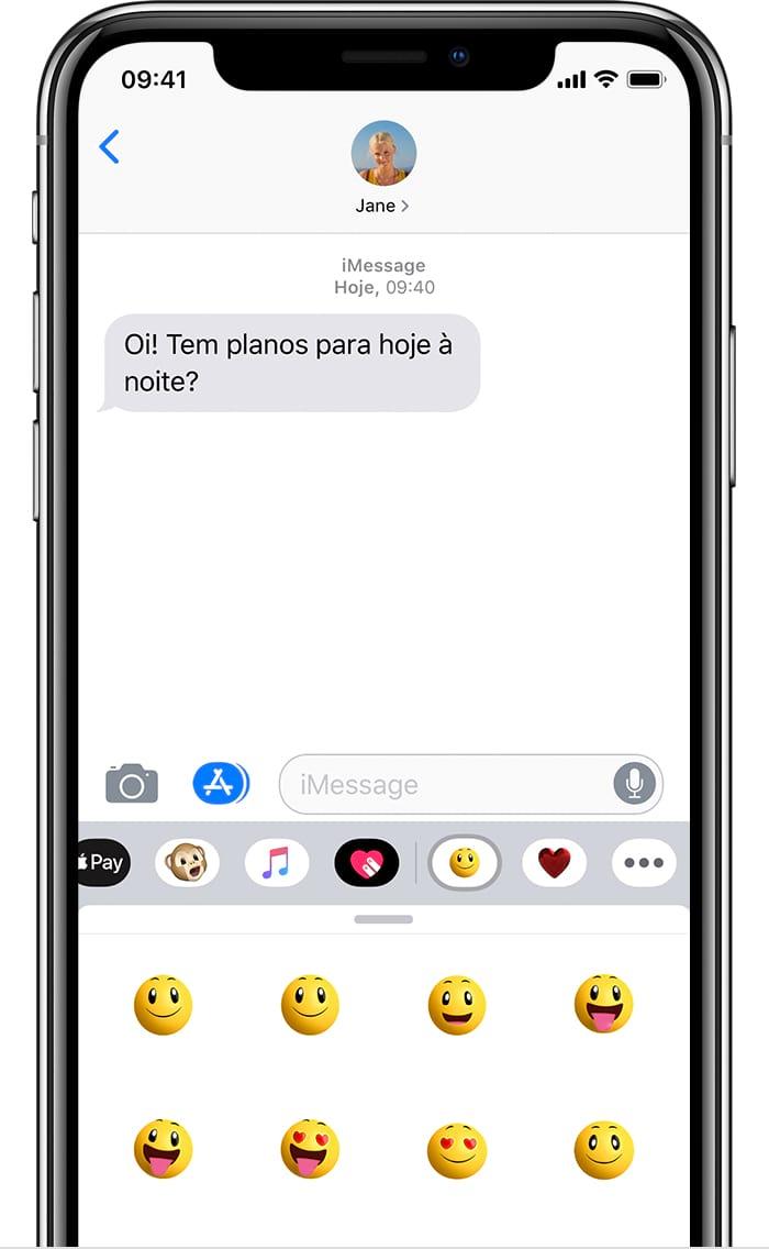 Uma falha no aplicativo iMessage, do iOS era capaz de inviabilizar um iPhone, fazendo com que este tivesse que ser restaurado para que voltasse a funcionar.