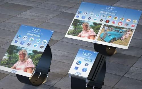 IBM registra patente de smartwatch que pode se transformar em smartphone e até tablet