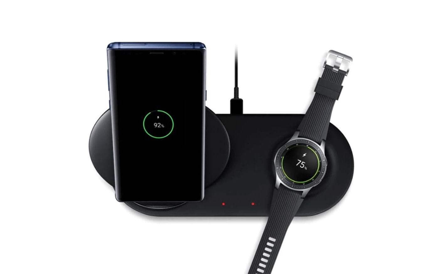 Samsung Galaxy Note 10 poderá vir com suporte para carregamento sem fio de 20W