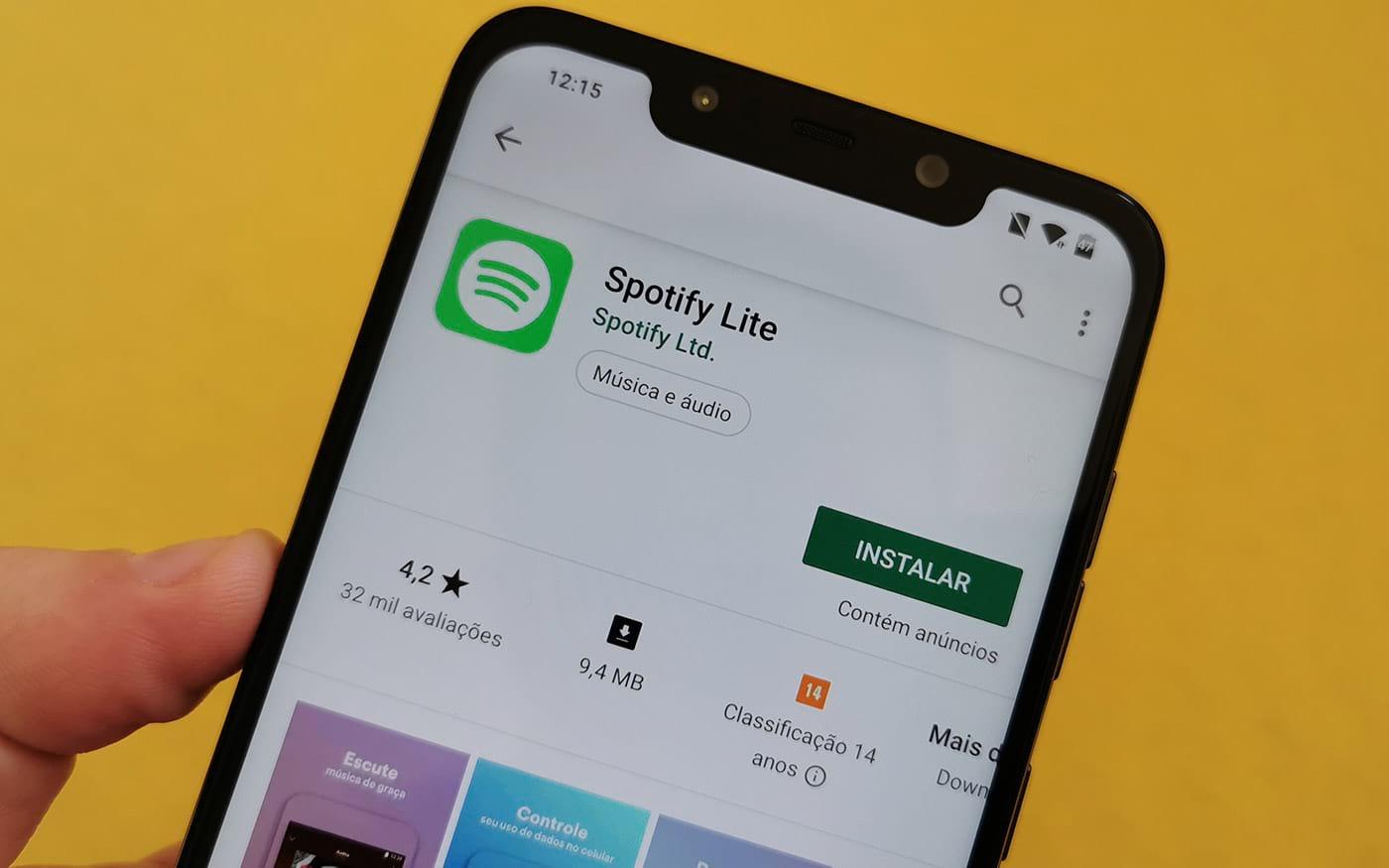 Spotify Lite: a versão leve do player chega ao Brasil