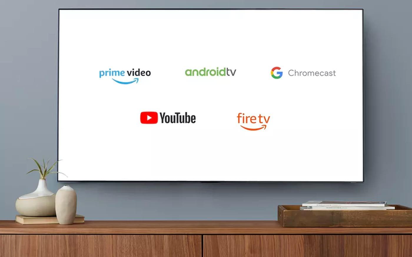 O YouTube volta ao Amazon FireTV e o Prime Video passa a ter suporte via Chormecast