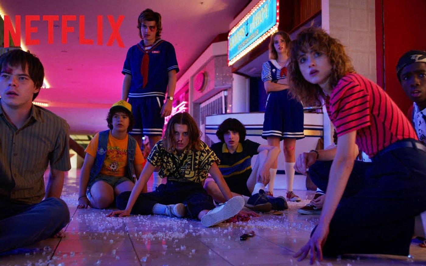Netflix: Stranger Thing atinge recorde de audiência