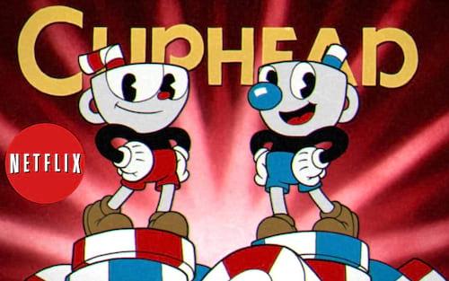Cuphead vai virar série animada da Netflix