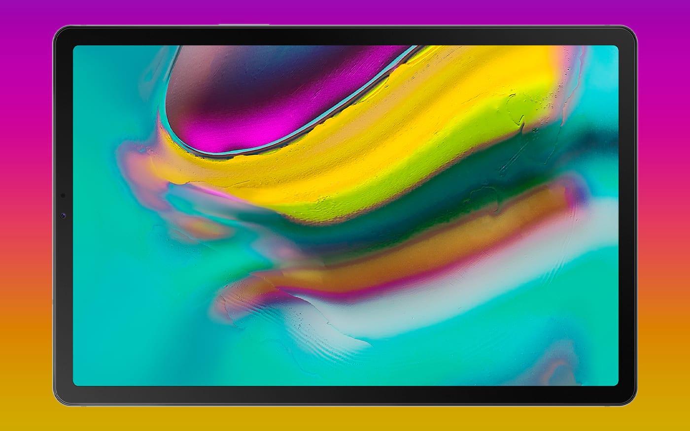 Próximo tablet da Samsung pode ser lançado como o Galaxy Tab S6