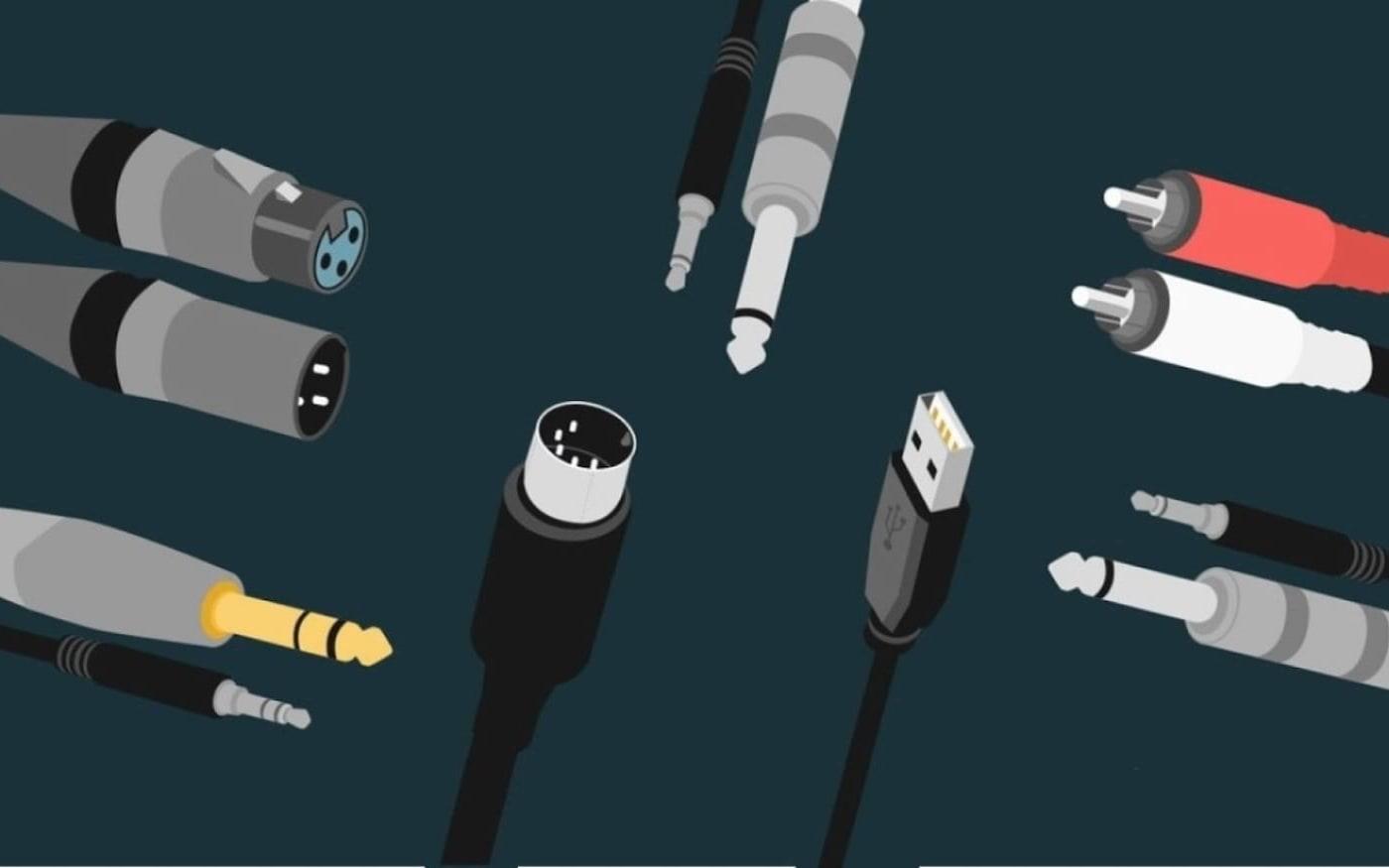 Tipos de cabos digitais utilizados nos sistemas de fones [básico sobre fones]