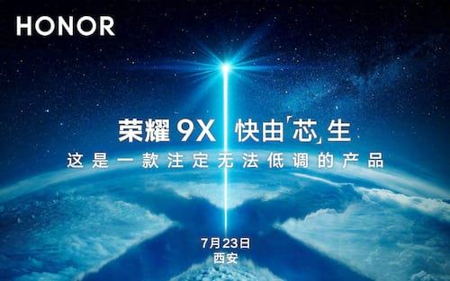 Evento de lançamento do Honor 9X pode trazer ainda HonorTV e Honor MagicBook