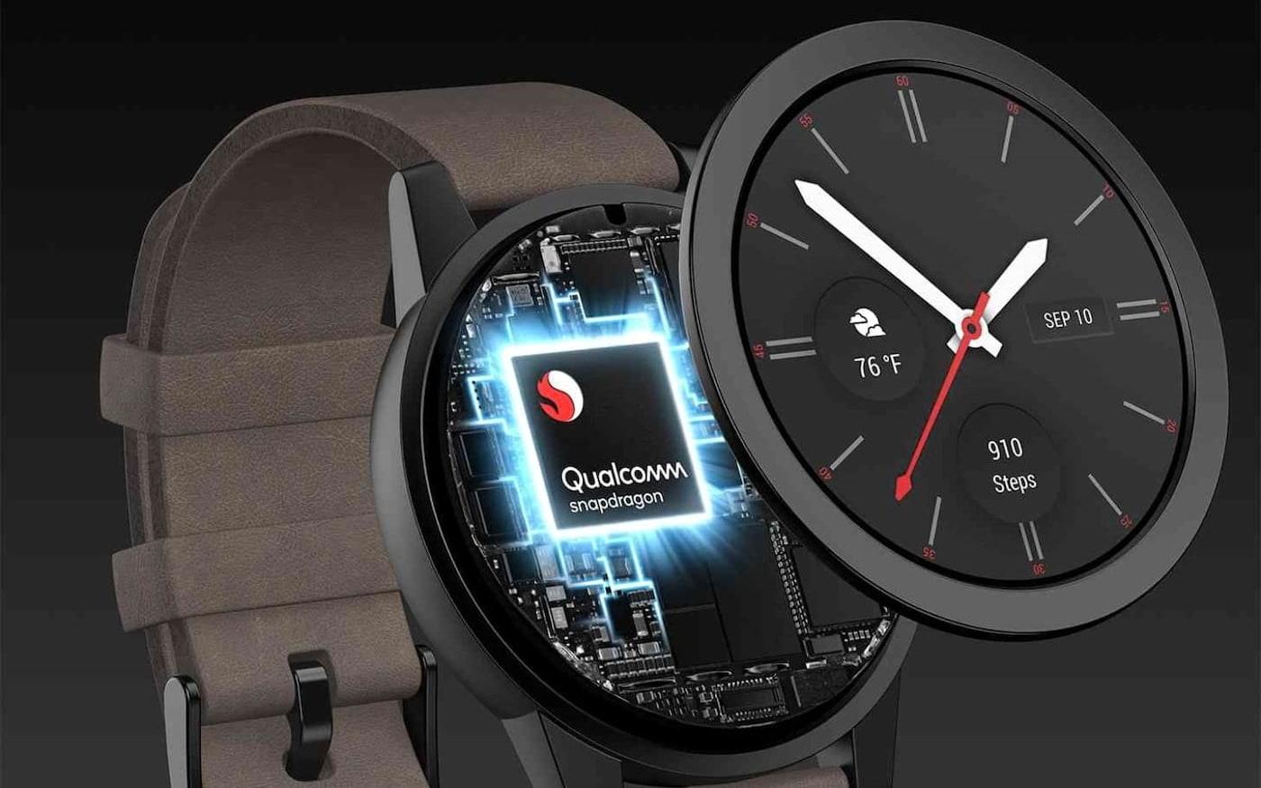 Qualcomm está desenvolvendo novo chip para wearables de 2GHz, 12nm e 64 bits
