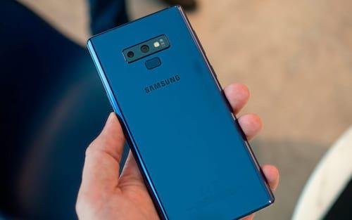 Galaxy Note 9: Samsung soltou via OTA atualização  de segurança de julho de 2019