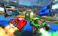 Steam tem ofertas em games como Rocket League, Road Redemption e Slime Rancher