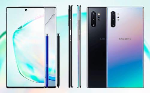 Galaxy Note 10+ aparece em novas imagens antes do lançamento