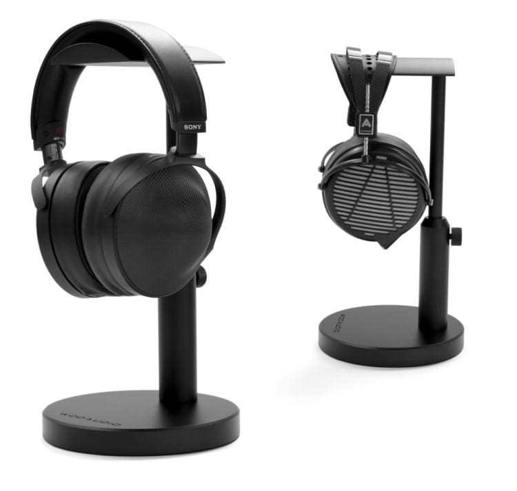 Headphone stand da Woo Audio