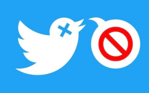 Twitter está fora do ar