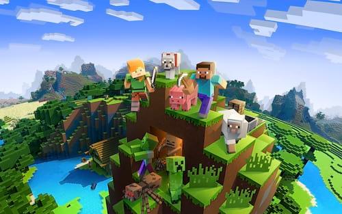 Estudo mostra que jogar Minecraft pode estimular e muito, a sua criatividade