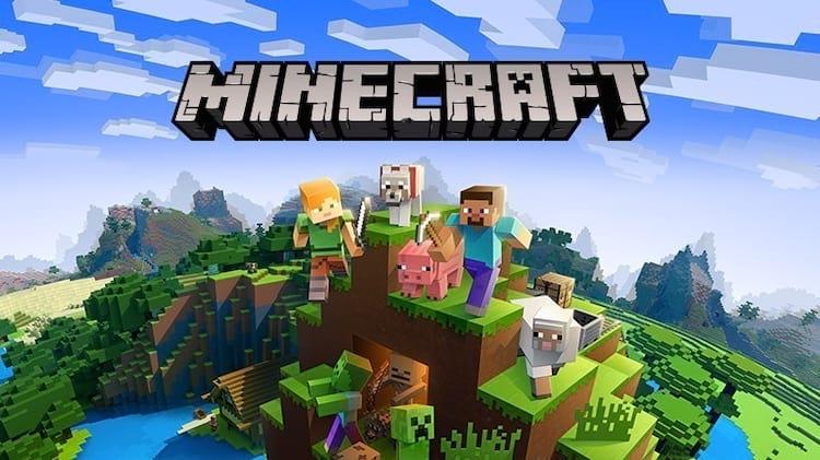 Minecraft estimula sua criatividade