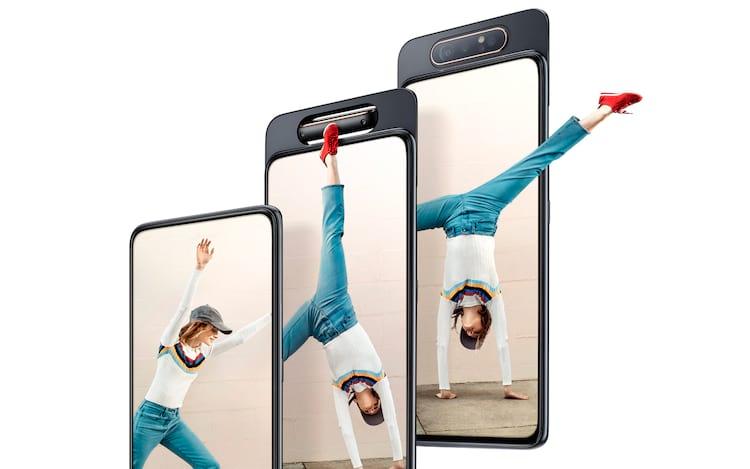 Assim como o Zenfone 6, o Galaxy A80 entrega a melhor experiência para o usuário, seja para selfies ou qualquer outro tipo de captura