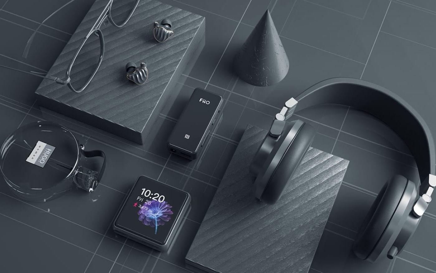 Player Ultra Portátil de Alta Resolução FiiO M5 inicia suas vendas