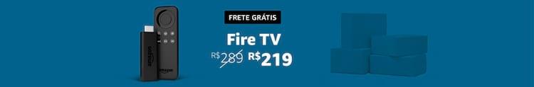 Amazon Fire Stick TV em oferta, bem a tempo de aproveitar a volta do suporte ao Youtube