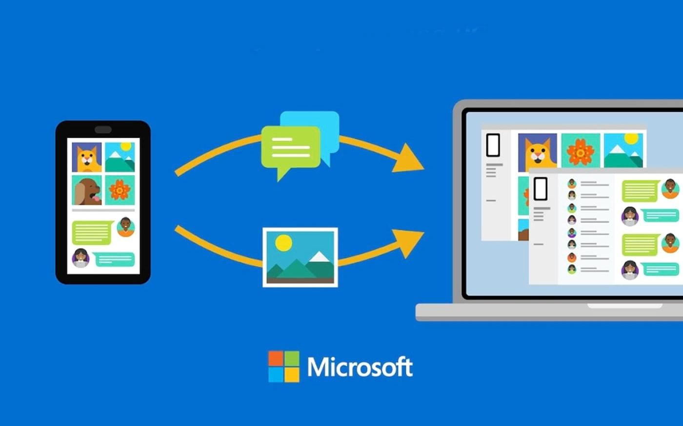 """Como ver notificações, SMS e fotos do celular no Windows 10 com o app """"Seu telefone"""""""