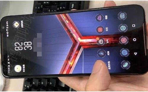 Surgem imagens do Asus ROG Phone 2