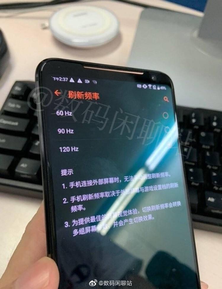 Smartphones Asus ROG Phone 2