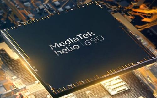 MediaTek brinca com Helio G90 - seu primeiro chipset para telefones de jogos