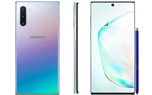 Samsung Galaxy Note10 visita Geekbench com Exynos 9825