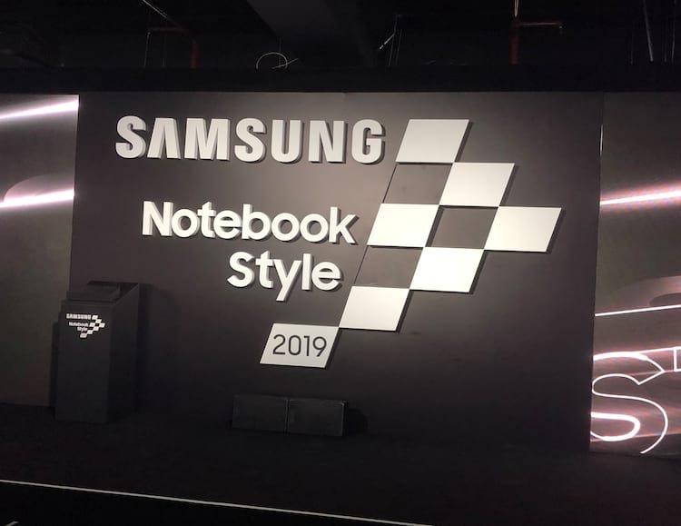Samsung realizou o Samsung Notebook Style nesta terça-feira em São Paulo.
