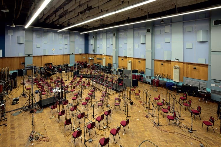 Abbey Road Studio - Foto por/Photo by: soundonsound